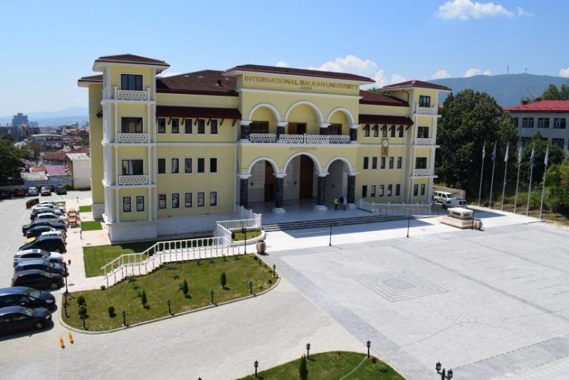 Uluslararası Balkan Üniversitesi